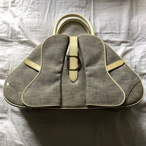 Christian Dior Authentic Bowling bag